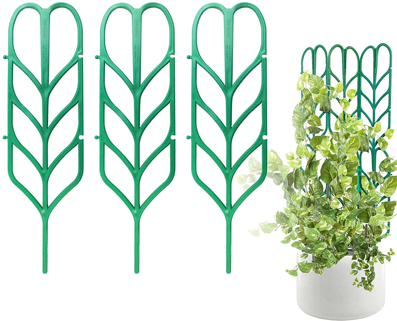 PeerBasics, Indoor Plant Trellis, 3 Pack
