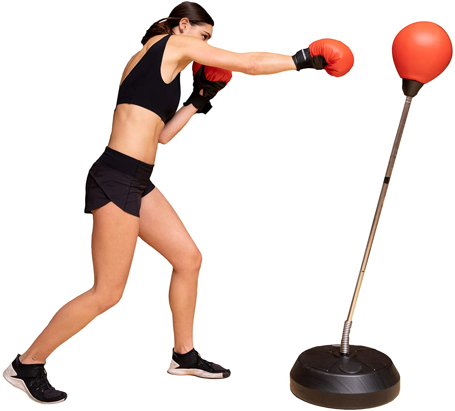 Protocol Punching bag with Stand