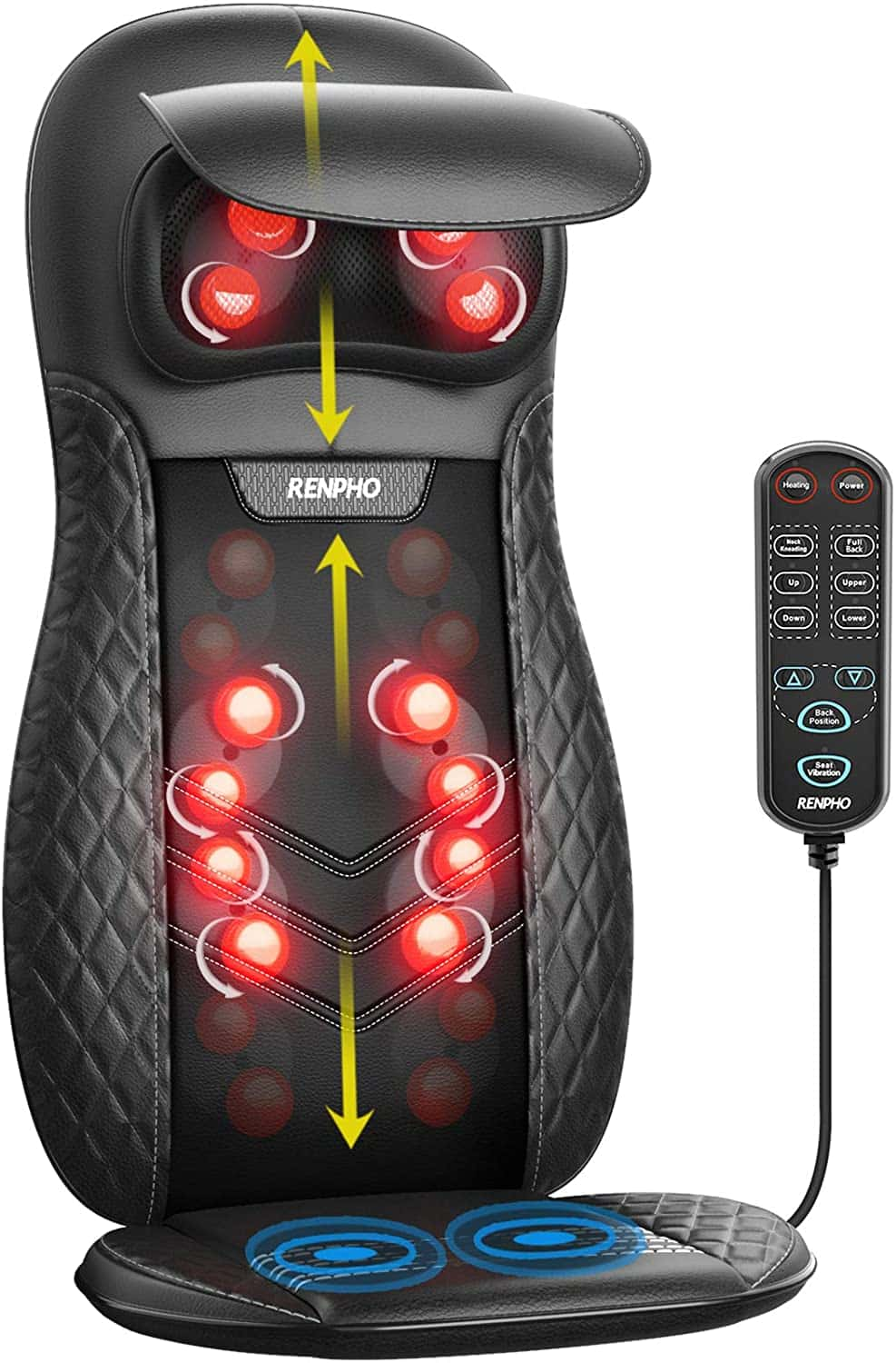 RENPHO Shiatsu Back Massager