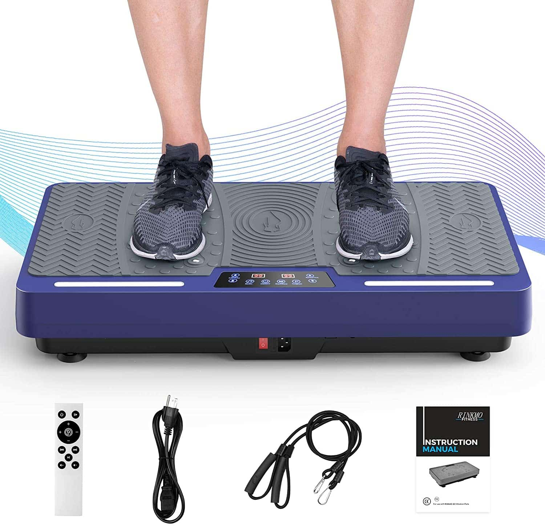 RINKMO Vibration Plate Exercise Machine