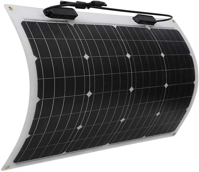 Renogy 12 Volt 50 Watt Extremely Flexible Solar Panel