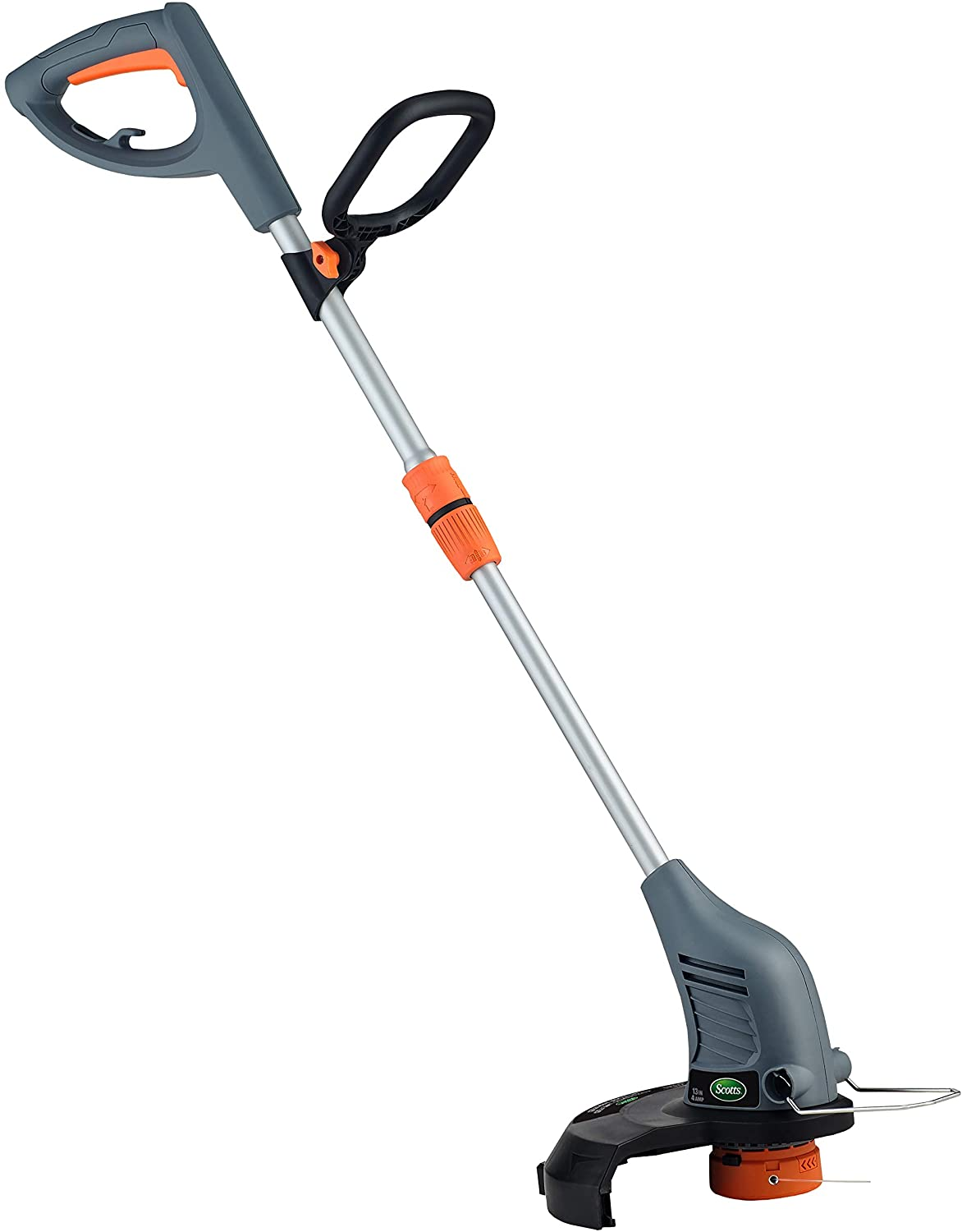Scotts Outdoor Electric String Trimmer-ST00213S 13-Inch 4-Amp