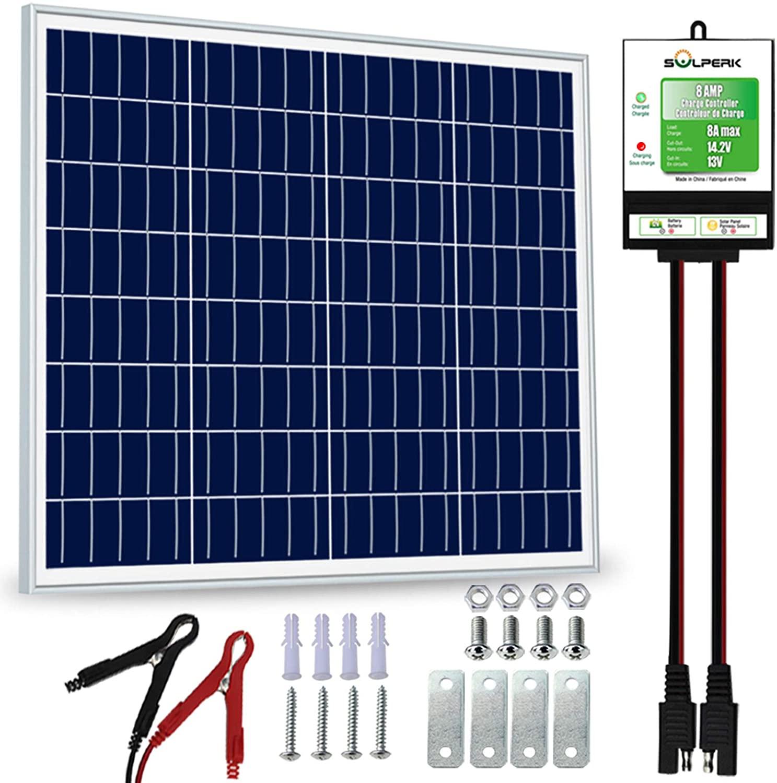 Solperk 50W Solar Panel