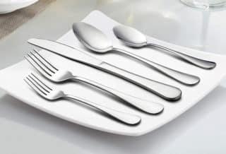 Stainless Steel Silverware Sets