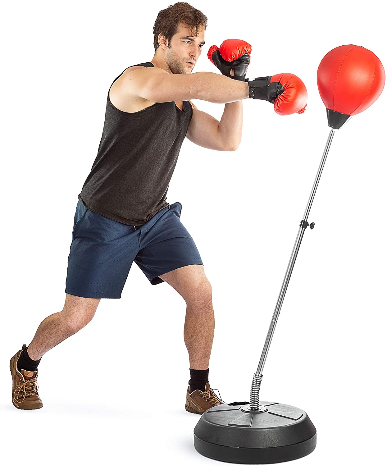 Tech Tools Punching Bag with Stand