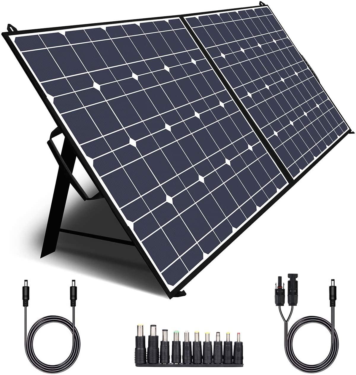 Twelseaven 100W Solar Panel