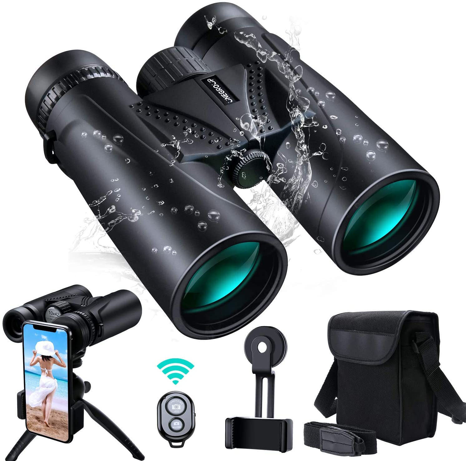 UNEGROUP Binoculars for Adults and Kids
