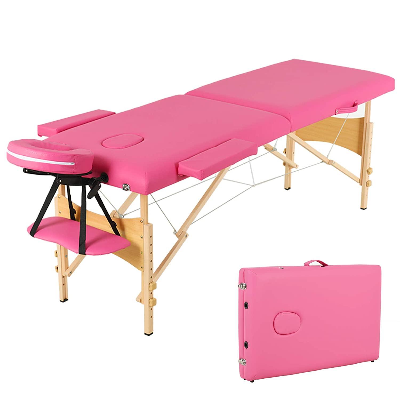 Uenjoy Folding Massage Table