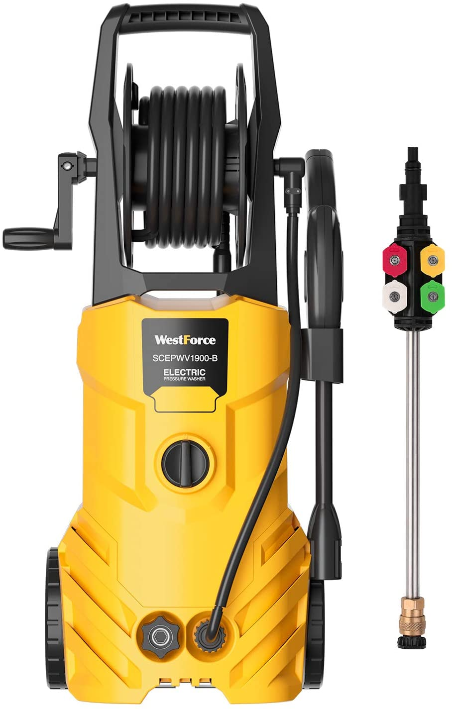 WestForce Electric Pressure Washer