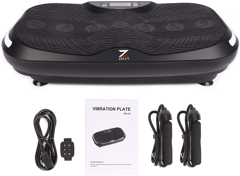 ZELUS 4D Vibration Exercise Platform Machine