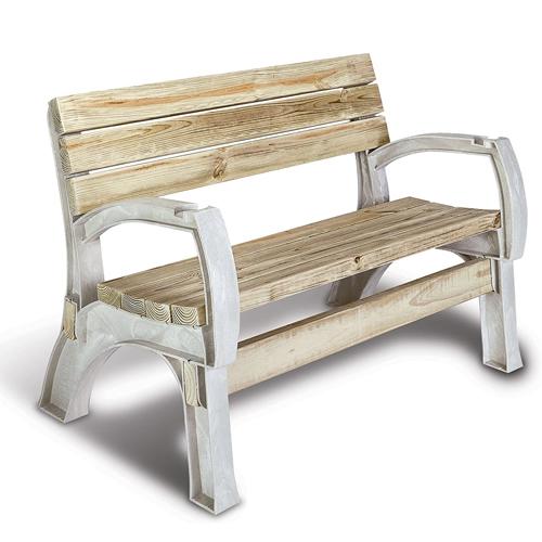 2x4basics 90134ONLMI Hopkins Chair or Bench