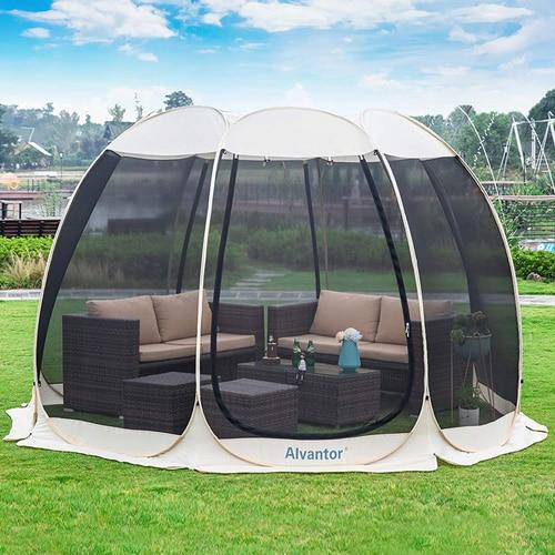 Alvantor Screen House Room Outdoor Camping Tent