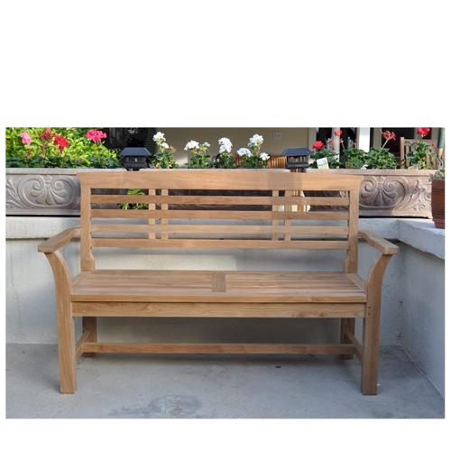 Anderson Teak BH-257 Sakura 2-Seater Bench