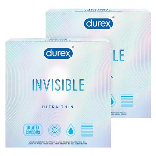 Durex Invisible Condoms