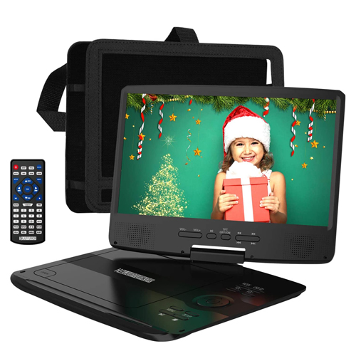 HDJUNTUNKOR Portable DVD Player