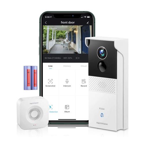 HeimVision Wireless Video Doorbell Camera