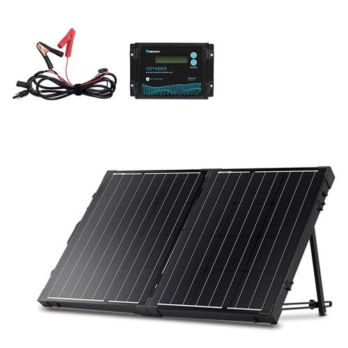 Renogy 12 Volt 100-Watt Monocrystalline Solar Panel
