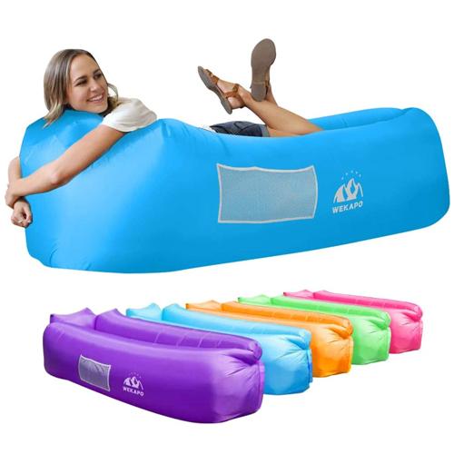 Wekapo Inflatable Lounger Air Sofa Hammock
