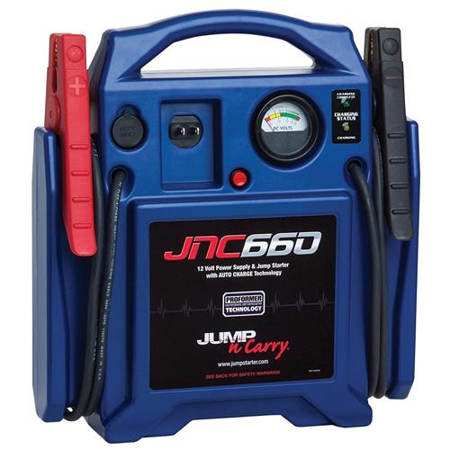 Clore Automotive Jump-N-Carry JNC600 Jump Starter