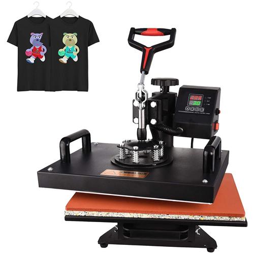 Digital Transfer Sublimation Heat Press Machine
