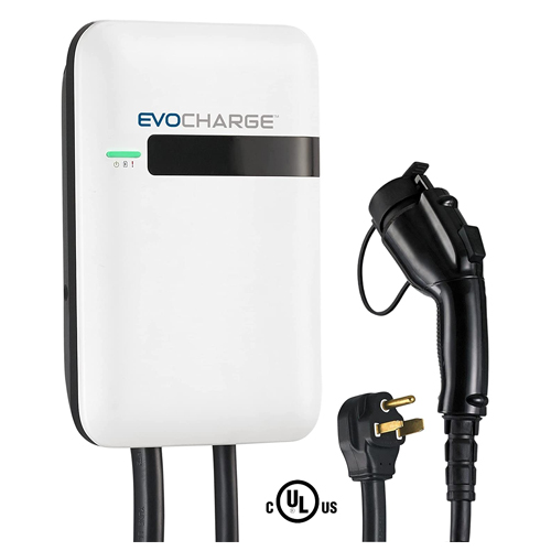 EVoCharge Level 2 Electric Vehicle Charging Station