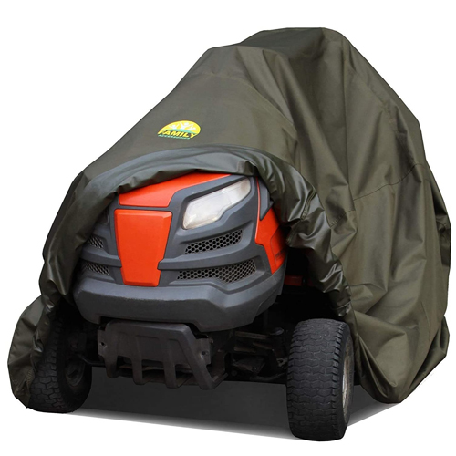 Family Accessories Riding Lawn Mower Cover