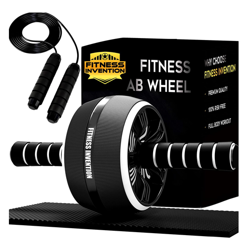 Fitness Invention Ab Roller