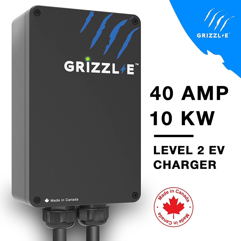 Grizzl-E Level 2 EV Car Charging Station