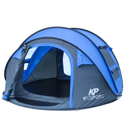 Kusport ZP04 Beach Camping Tent, Blue, Generic