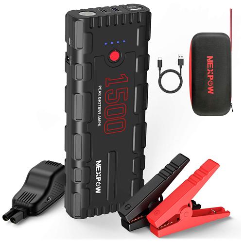 NEXPOW 1500A Car Battery Starter