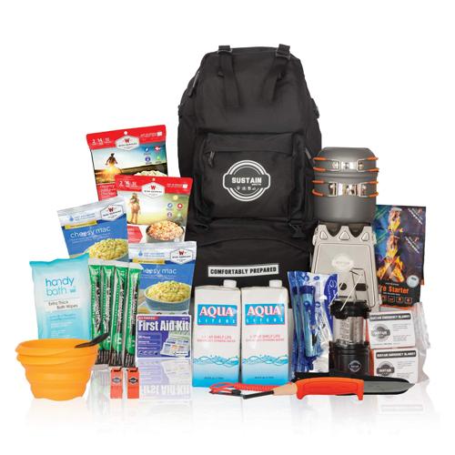 Premium Emergency Survival Bag