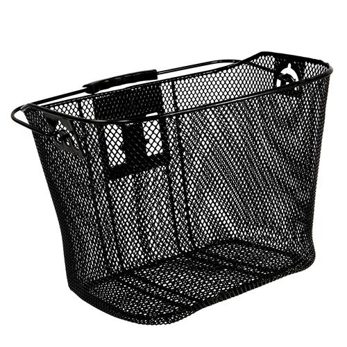 Schwinn Wire Basket for Bikes with Quick Release