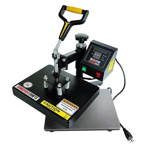 Transfer Crafts T-shirts Heat Press and Digital Sublimation Machine