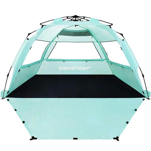 WhiteFang Deluxe XL Pop Up Beach Tent