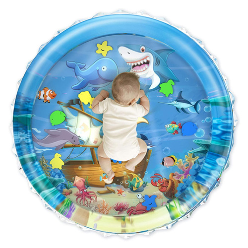 iHaHa Baby Tummy Time Water Mat