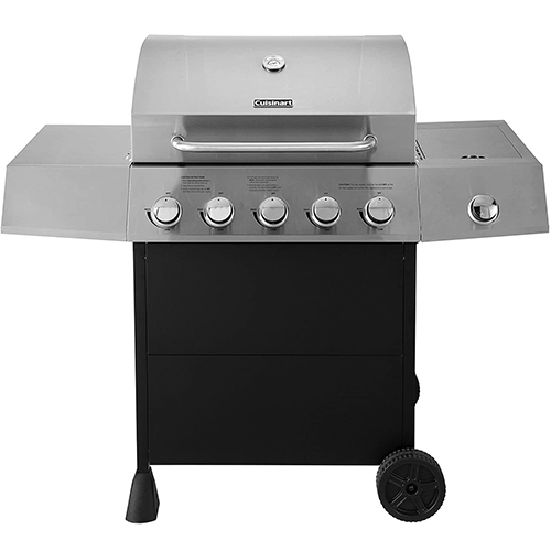 Cuisinart CGG-8500 Side Five Burner Gas Grill
