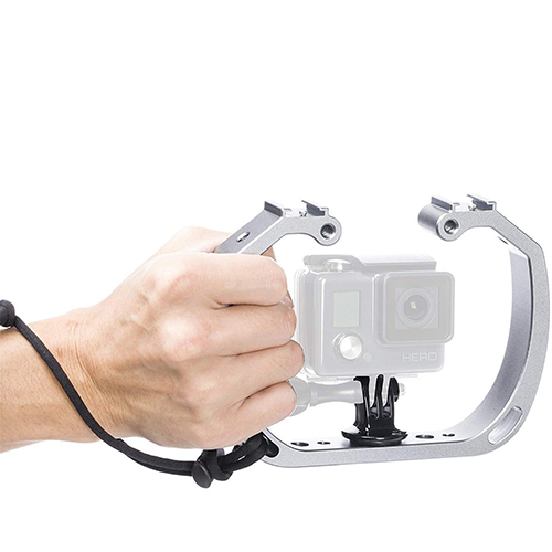 Move GB-U70 Underwater Diving ring for GoPro hero