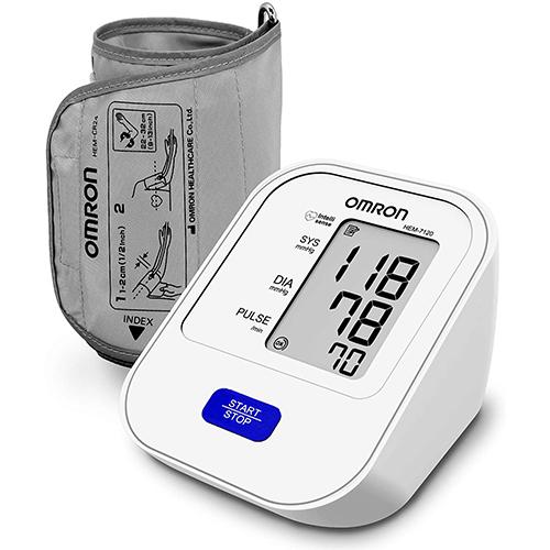 Omron HEM 7120 Blood Pressure Monitor