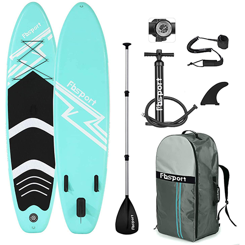 Premium Inflatable Stand Up Paddle Board by FBSPORT