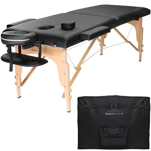 Saloniture Folding Massage Table