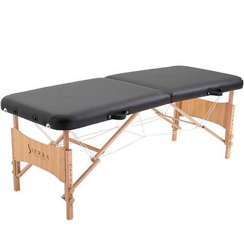 SierraComfort Folding Massage Table