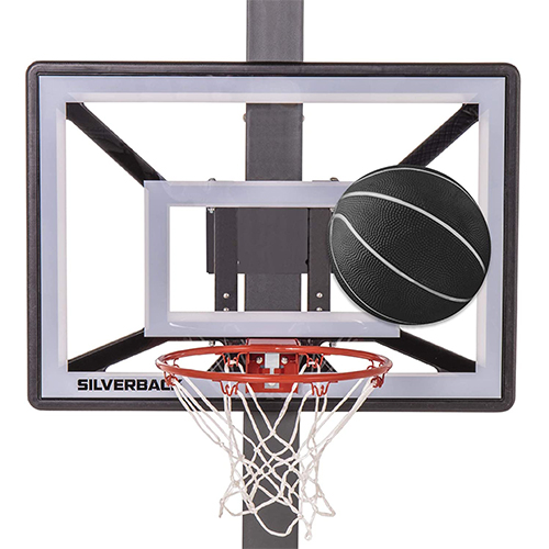 Silverback Junior Youth 33-inch Basketball Hoops