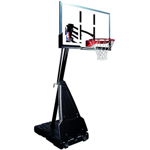 Spalding Screw Jack Basketball Hoops