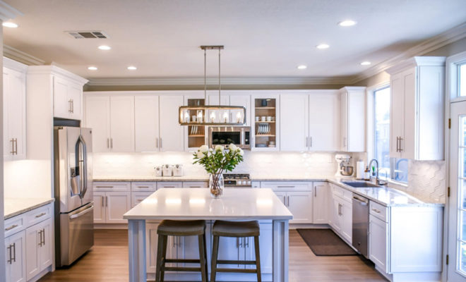 4 Things to Keep in Mind When Changing Your Kitchen Design