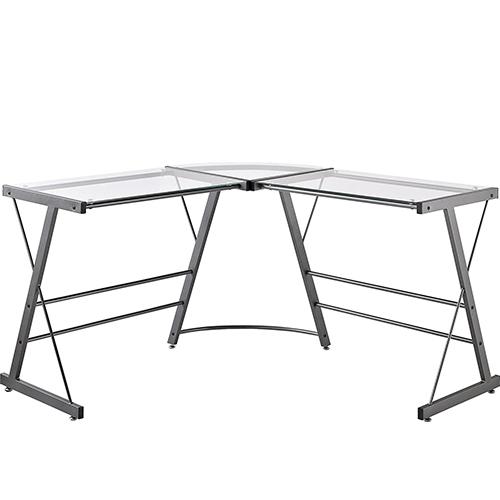Ameriwood Home Odin Glass Desk