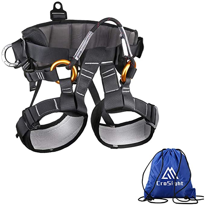 CroSight Climbing Harness