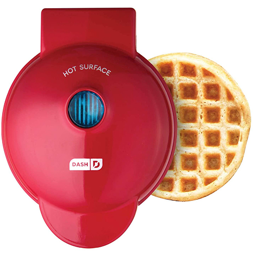 Dash Mini Maker The Mini Waffle Maker-4 inch