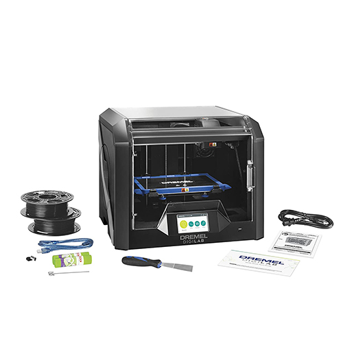 Dremel 3D45-01 50-Micron Direct-Driver Filament Extruder 3D Printer
