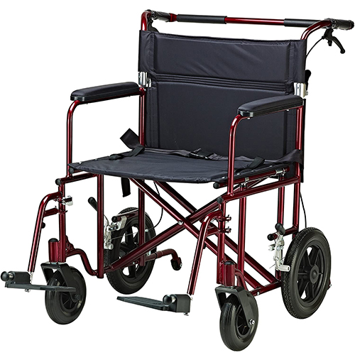 Drive Medical Bariatric Transport Chair
