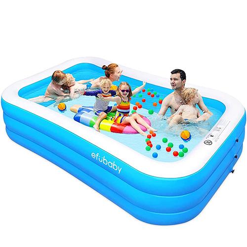 Efubaby Inflatable Pool